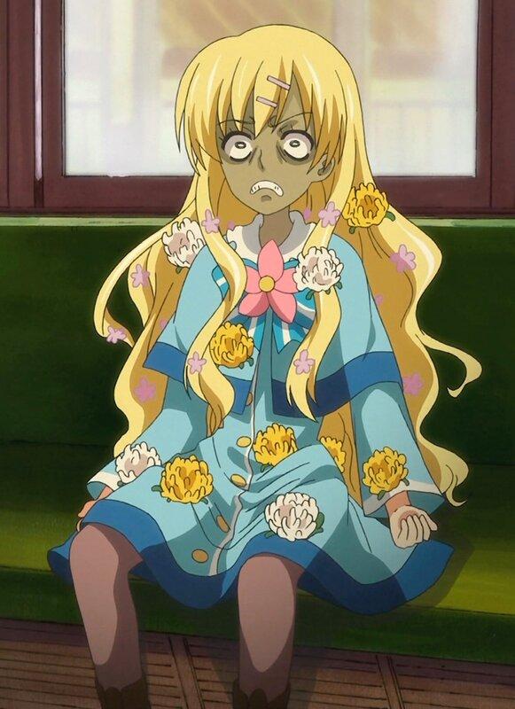 худшее аниме зимы 2012, ,Baby, Please Kill Me!,Tantei Opera Milky Holmes II,Senhime Zesshou Symphogear, Moretsu Pirates, Nisemonogatari,Danball Senki, японский опрос, аниме зимы 2012