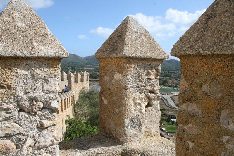 Майорка, крепость Арта