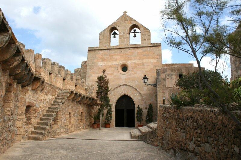 Мальорка, крепость Капдепера
