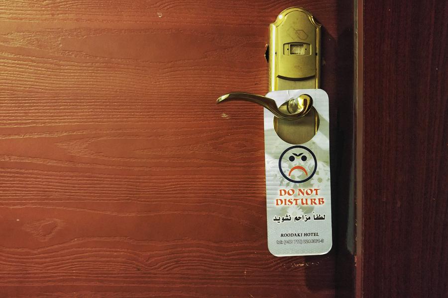 Как страховаться от краж в отеле