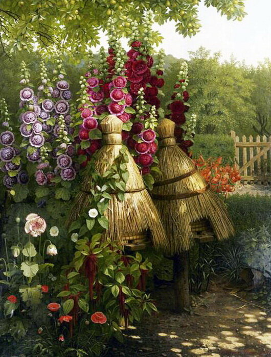цветы улей хамер хаммер.