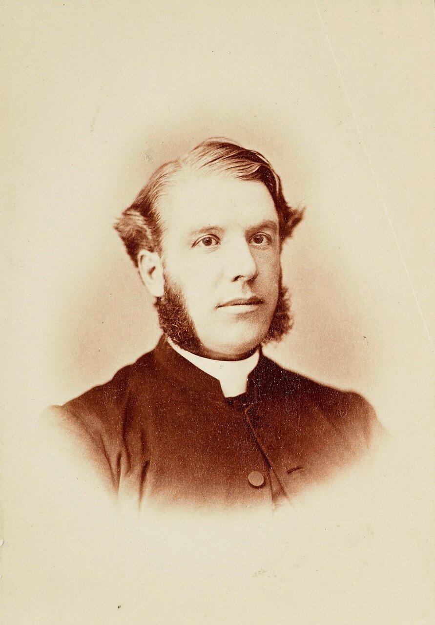 156. Капеллан преподобный Робинсон Дакворт (1834-1911), ставший прообразом Додо в «Алисе в стране Чудес»