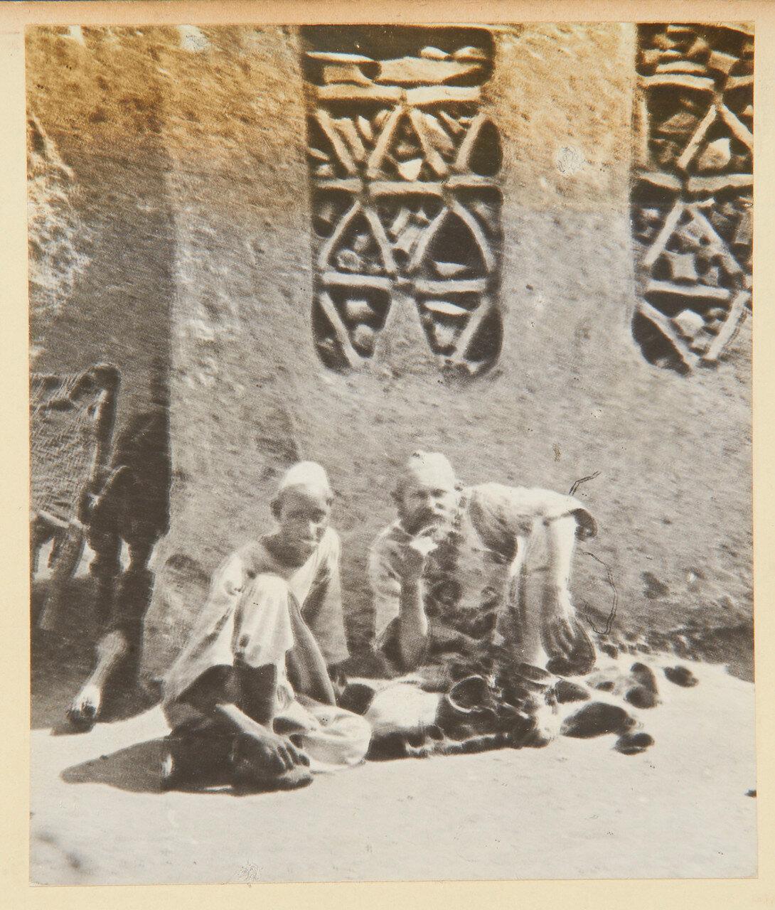 Чарльз Нейфельд (1856-1918) со своим бывшим сокамерником