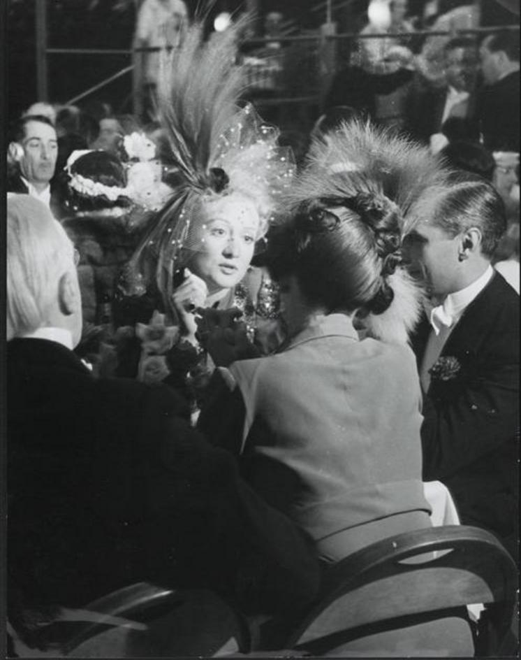 1939. Вечером в Лоншане