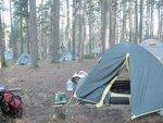Лагерь в Петяярви