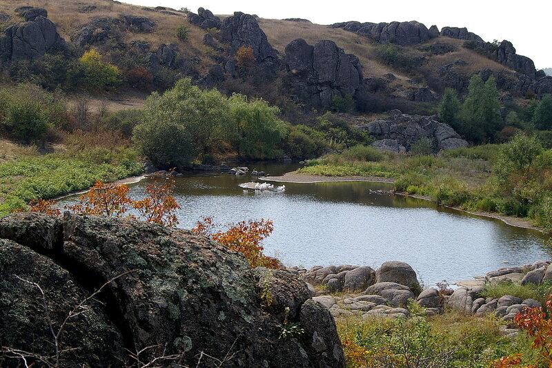 степовое николаевская зона рыбалка