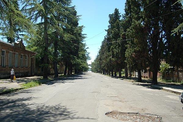 Прогулка по Сухуму 4