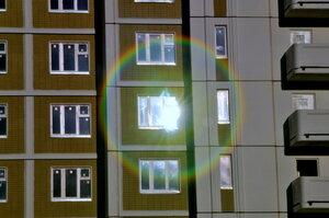 круговая радуга