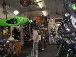 Магазин Bikes&Boats где проводил свои каникулы A