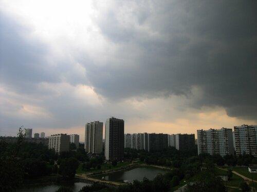 Москва 16 июля 2008