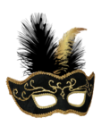 carnaval mask clipart