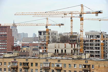 Через пару лет в столице начнут строиться дома нового поколения