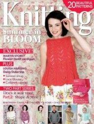Журнал Knitting - August 2013