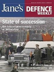 Журнал Jane's Defence Weekly №1 2012