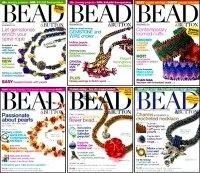 Журнал Bead & Button №65-70 2005 (полный архив за 2005 год).
