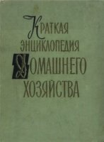 Книга Краткая энциклопедия домашнего хозяйства. В двух томах. Том 1. А-Н