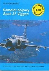Книга Samolot bojowy Saab 37 VIGGEN [Typy Broni i Uzbrojenia 138]