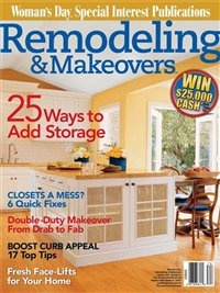 Журнал Журнал Remodeling & Makeovers №4 ч.17 (2007 / US)
