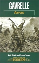Книга Gavrelle: Arras (Battleground Europe)