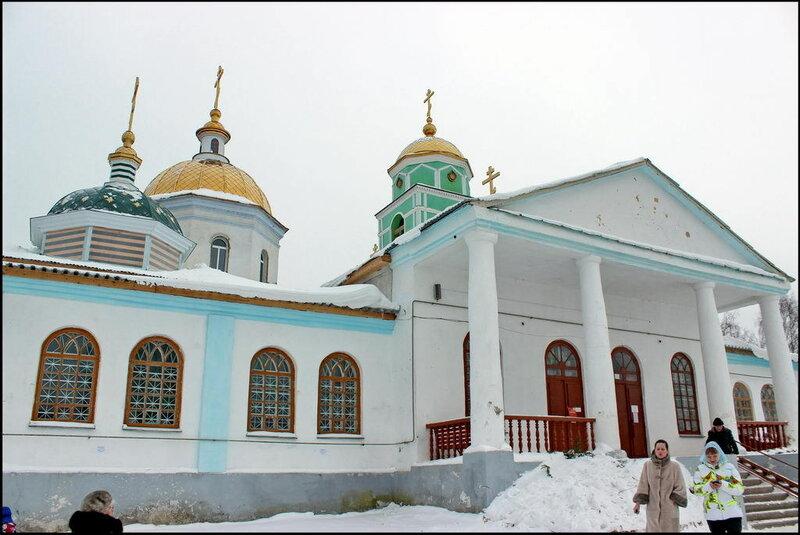 Полевской 9686 Церковь Святой Троицы