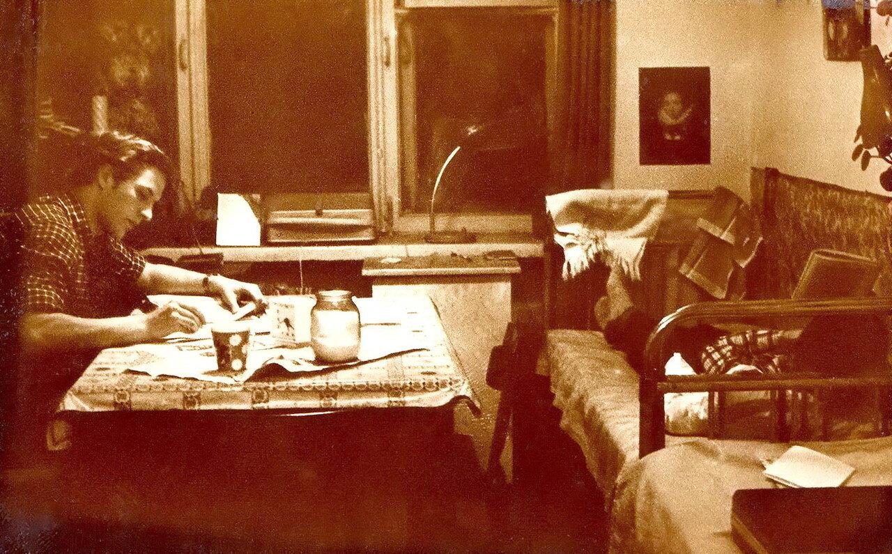 1978-1979. 120 комната 2-го общежития ОмПИ