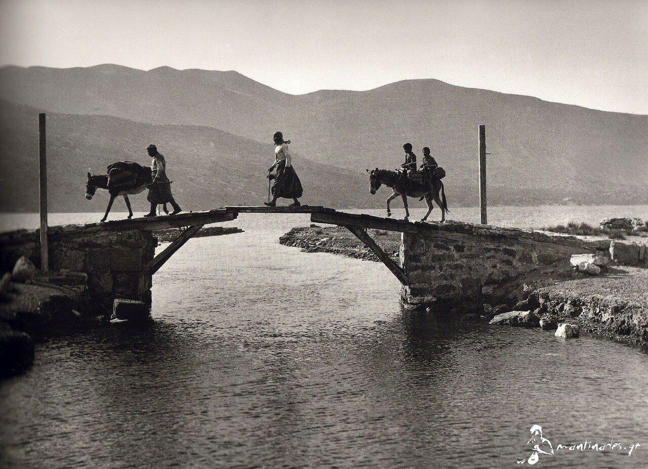 1918. Крит, Спиналонга