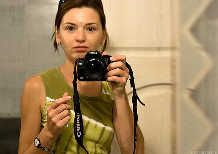 Фотограф Анна Пчелинцева