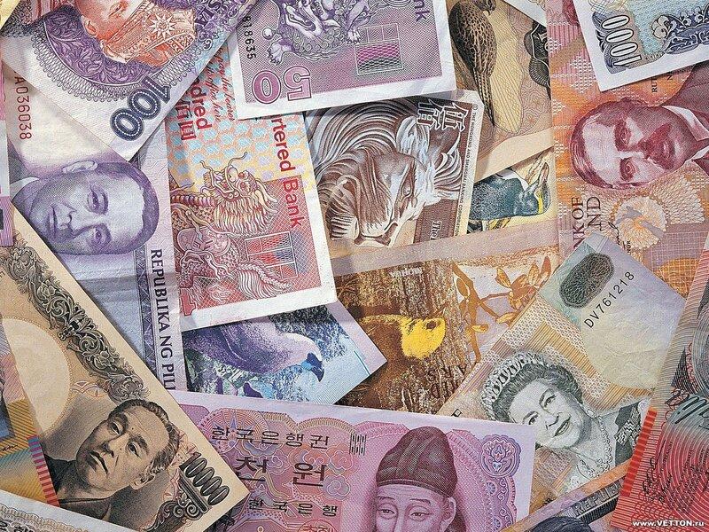 Как считать курс валют