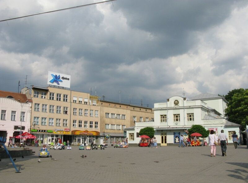 Ужгород: пассаж Бати