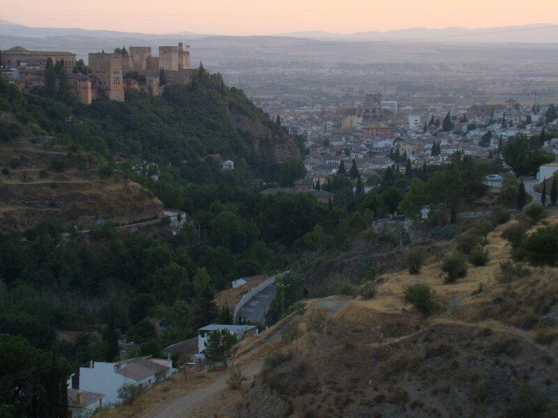 Альгамбра - разочарование