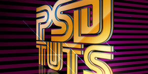 Stylish Retro Text Effect