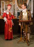 Кардинал Ришелье и Людовик
