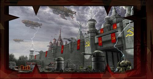 Red Alert 3, Анонс, Скрины