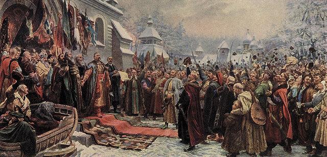 Если бы не Переяславская рада, Украины и украинцев сегодня бы не было