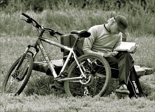 Детектив (велосипед подождет)