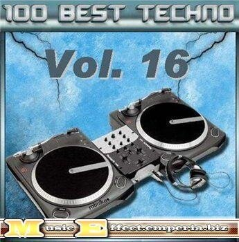 Top 100 Best Techno Vol.16 (2008)