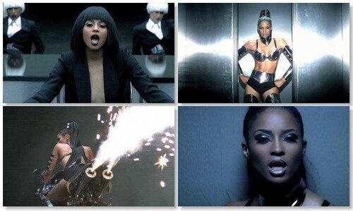 CIARA FEAT T-PAIN - GO GIRL