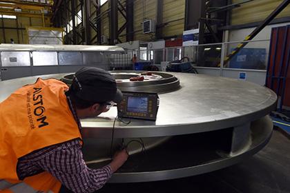 Франция одобряет приобретение американцами компании Alstom