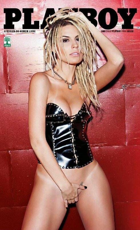 Fernanda Lacerda in Playboy