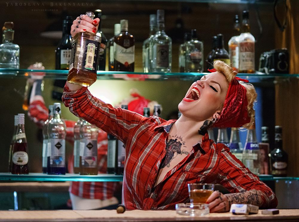 картинки приколы с барменами