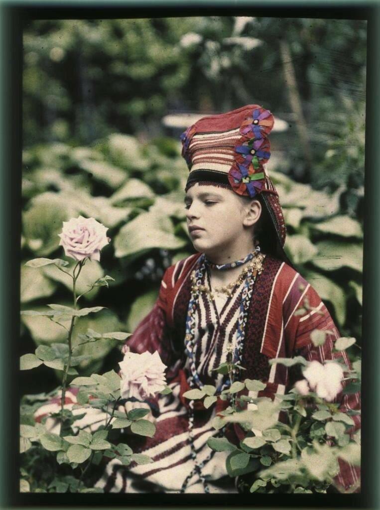 Вера Козакова. 1914..jpg