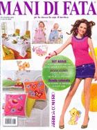 Журнал Журнал Mani di fata №6 2009