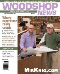 Журнал Woodshop News - May 2014