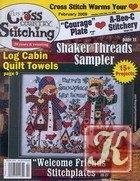 Журнал Cross Country Stitching №2 2009