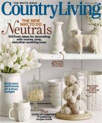 Журнал Country Living №2 2012 (US)