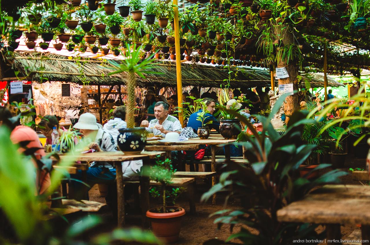 Кафе в Кулем, Гоа