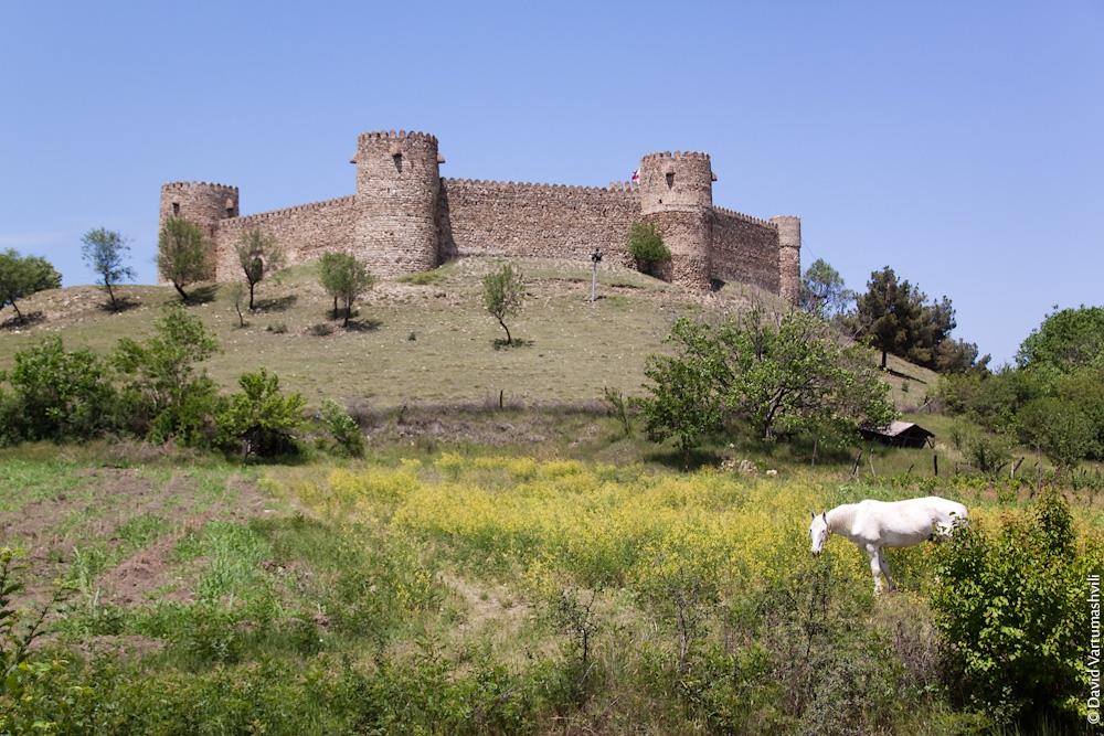 Грузия, Крепость Чаилури