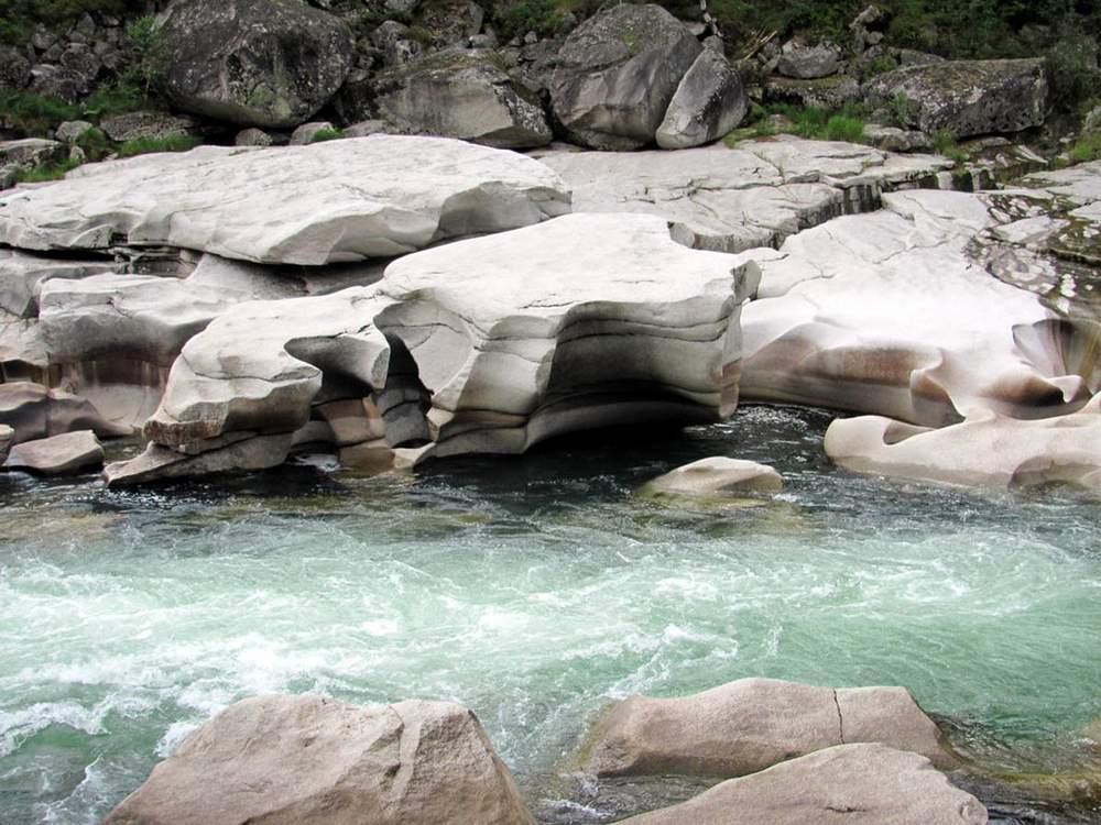 Сплав по реке Уба