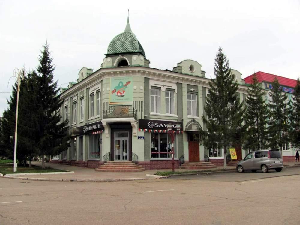 Город Бугульма