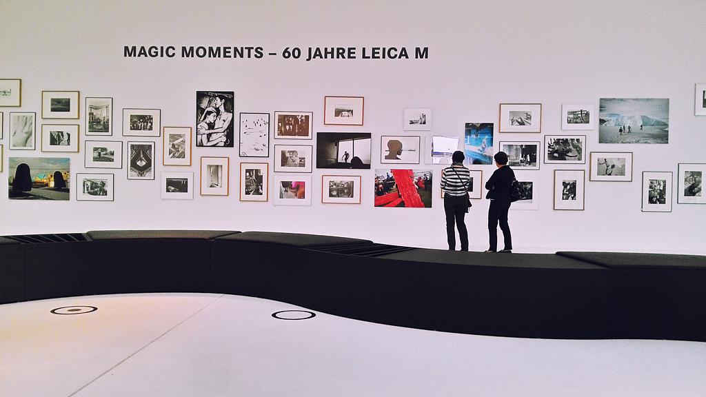20. Компания Leica празднует 60 лет со дня выпуска модели Leica-M